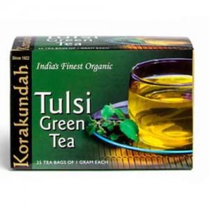 Korakundah Organic Tulsi Tea (25 Sachet Bags of 1gm pack)