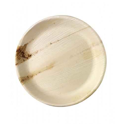 Areca Leaf Disposable Plates (10cm) 50 Nos