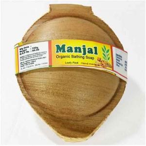Manjal Turmeric Soap 100g (மஞ்சள் சோப்பு)
