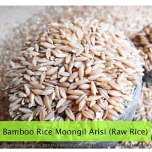 Bamboo Rice Moongil Arisi (மூங்கில் அரிசி) W